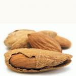 paper skin Almond